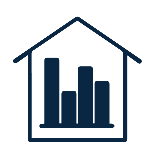 Current Market Climate Icon | Pierre Carapetian Group