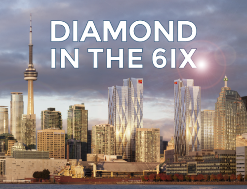 DIAMOND IN THE 6IX