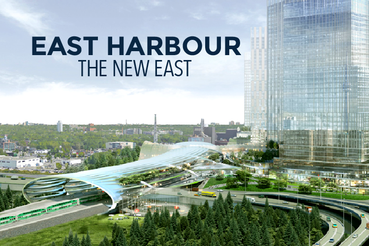 East Harbour Feature