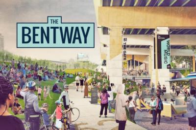 Bentway Gardiner Expressway Toronto