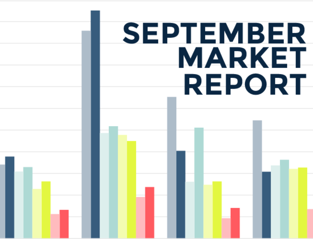 TORONTO'S REAL ESTATE MARKET REPORT: SEPTEMBER