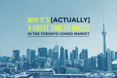 Cover image of Toronto City for post buying a condo in toronto for investment