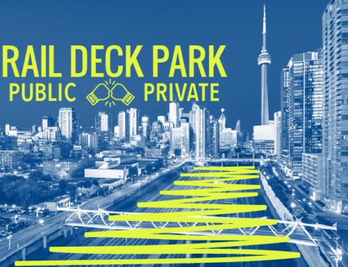 TORONTO'S RAIL DECK PARK: THE PUBLIC V.S. PRIVATE DEBATE