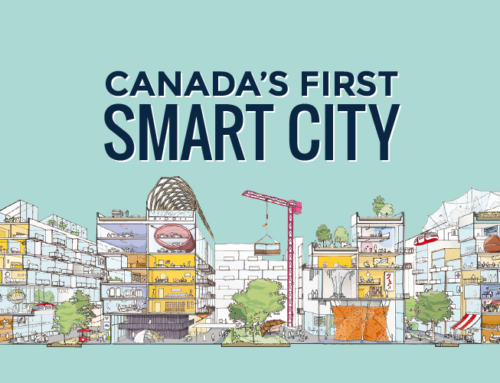 CANADA'S FIRST SMART CITY