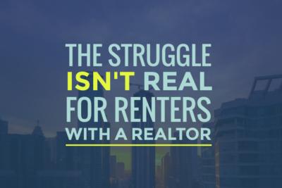 Renting With Toronto Realtor- Blog Header Image