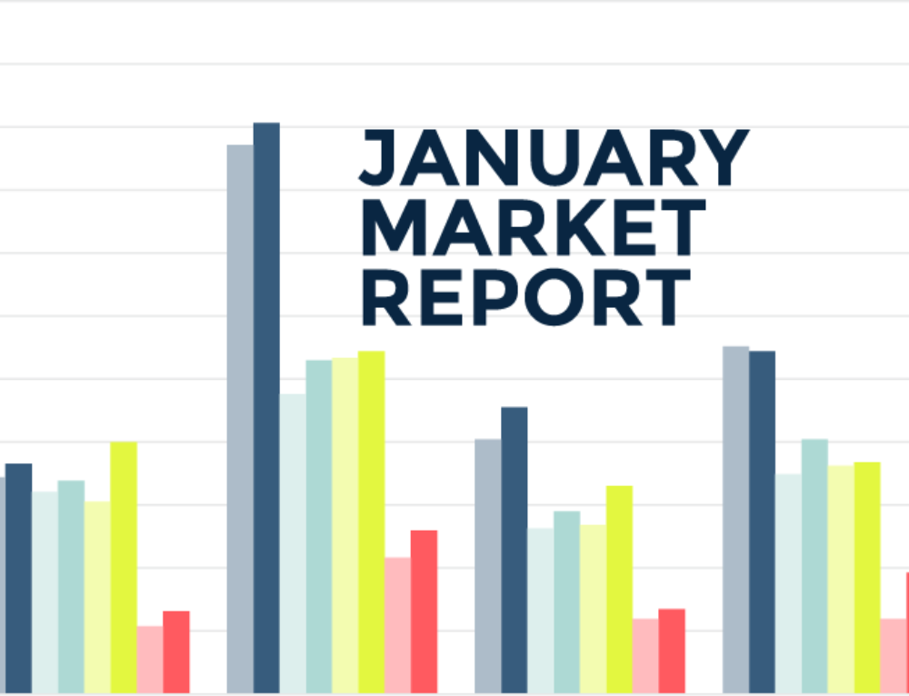 TORONTO'S REAL ESTATE MARKET REPORT: JANUARY