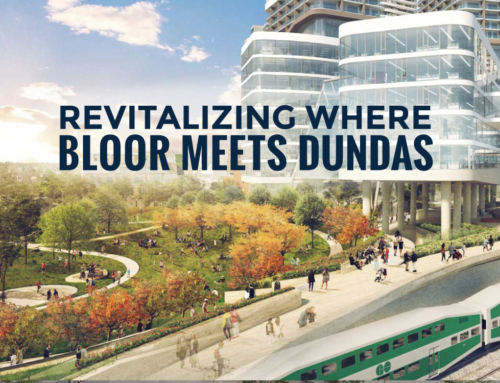 REVITALIZING WHERE BLOOR MEETS DUNDAS