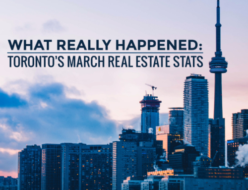 TORONTO'S REAL ESTATE MARKET REPORT: MARCH