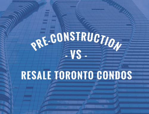 PRE-CONSTRUCTION VS RESALE TORONTO CONDOS