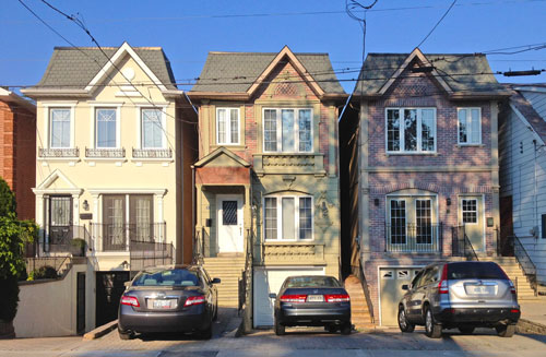houses in the upper beaches toronto