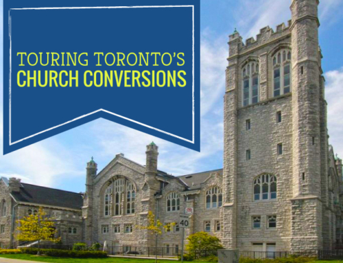 TOURING TORONTO'S CHURCH CONVERSION