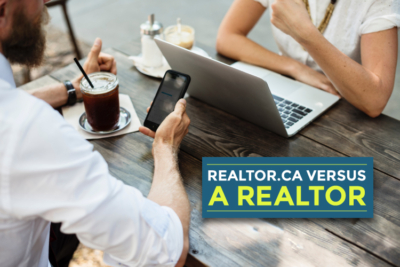 Realtor.ca Vs. a Realtor: When you should use the search tool