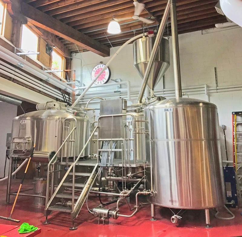 saulter street brewery