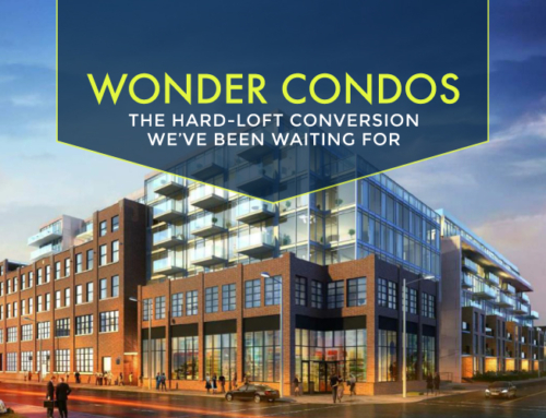 WONDER CONDOS: THE HARD-LOFT CONVERSION WE'VE BEEN WAITING FOR