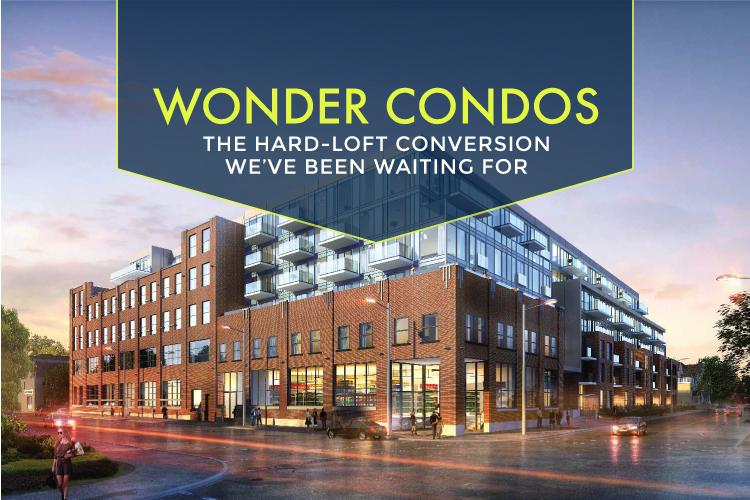wonder lofts and condos