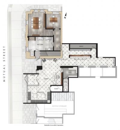 lobby main level amenities