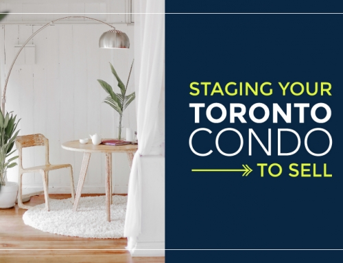 STAGING YOUR TORONTO CONDO TO SELL