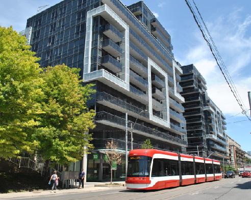 DNA3 condos king west Toronto