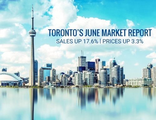 TORONTOS REAL ESTATE MARKET REPORT: JUNE