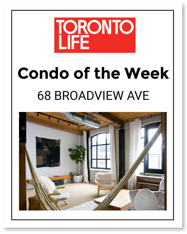 condo of the week toronto life
