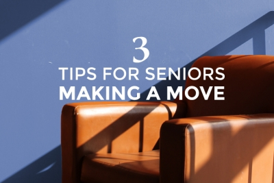 Three Tips for Toronto Seniors Making a Move | Pierre Carapetian Realty