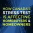 How Canada's Stress Test is Affecting Homebuyers and Homeowners