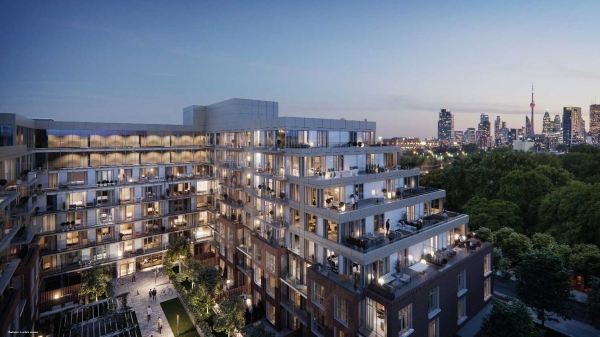 wonder condos with city view
