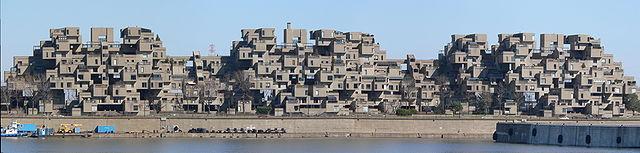Moshe Safdie's Habitat