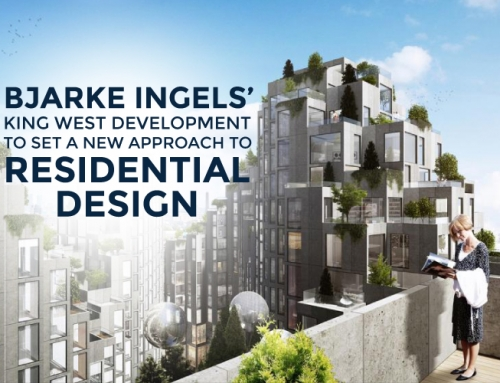 BJARKE INGELS' KING WEST DEVELOPMENT TO SET A NEW APPROACH TO RESIDENTIAL DESIGN