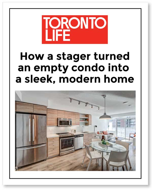 media article toronto life staging