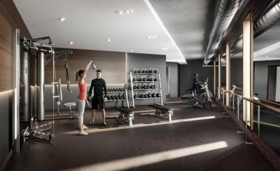 57 brock gym