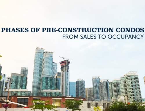 PHASES OF PRE-CONSTRUCTION CONDOS: FROM SALES TO OCCUPANCY