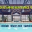 understanding condo maintenance fees toronto