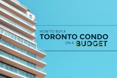 buying a toronto condo on a budget