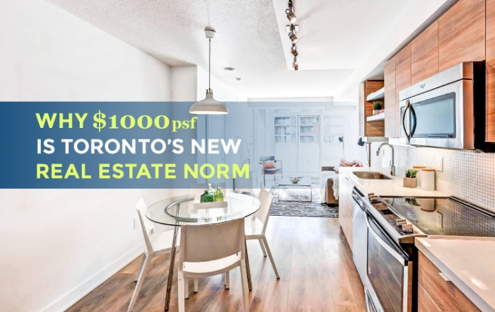Toronto's New Normal