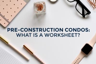 preconstruction worksheet
