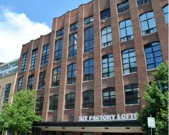 Toy Factory Lofts Toronto