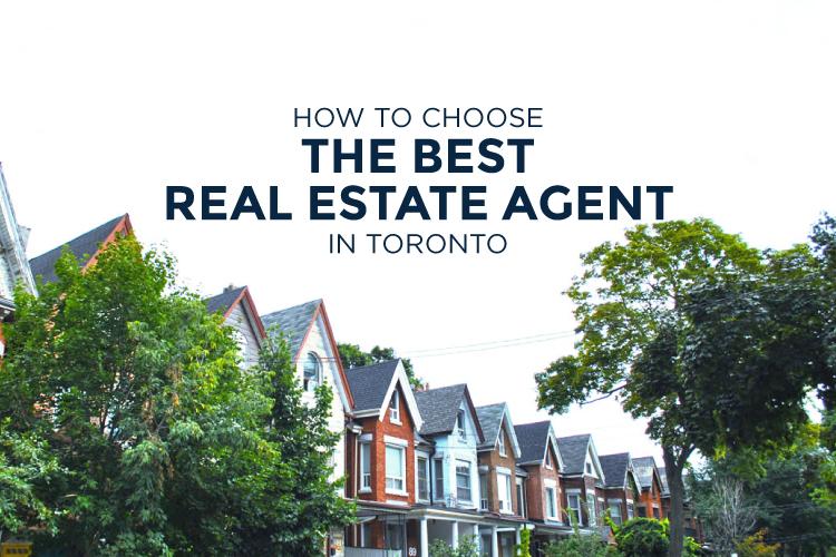 Best Real Estate Agent Toronto
