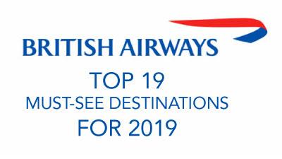British Airways Top 19