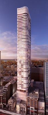 Image: Massey Tower | Hariri Pontarini
