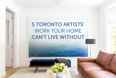 5 artists your home needs