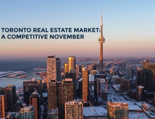 TORONTO'S REAL ESTATE MARKET REPORT: NOVEMBER 2018