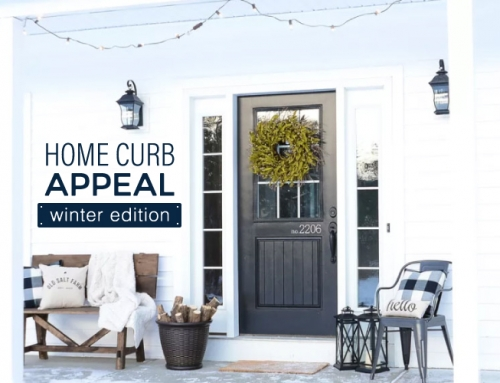 HOME CURB APPEAL WINTER EDITION