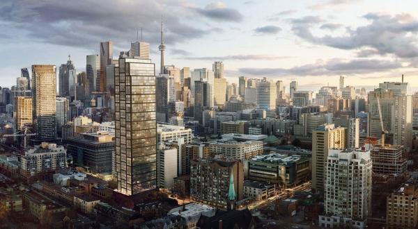 Prime Condos on Skyline