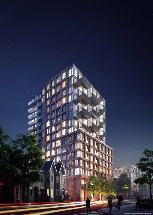 Rush Condos in Queen West Toronto