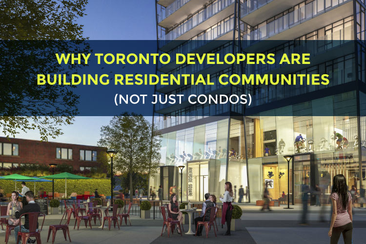 developers building residential communities