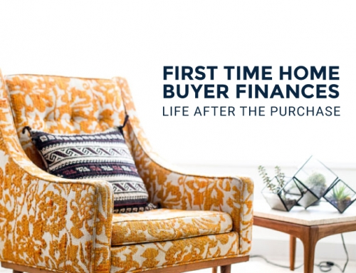 FIRST TIME HOME BUYER FINANCES: LIFE AFTER THE PURCHASE
