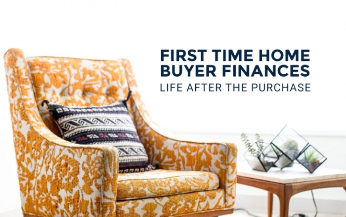 first-time home buyer finances