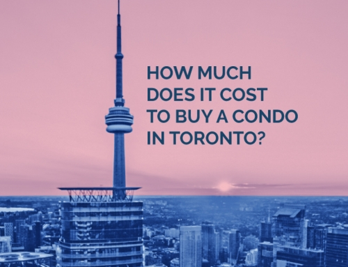 HOW MUCH DOES IT COST TO BUY A CONDO IN TORONTO?