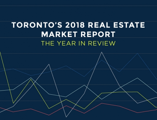 REAL ESTATE MARKET IN TORONTO 2018 REPORT | YEAR IN REVIEW